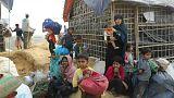 Primera repatriación de refugiados rohinyás