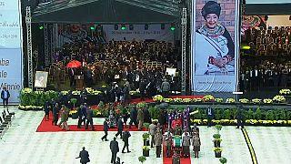 África do Sul despede-se de Winnie Mandela
