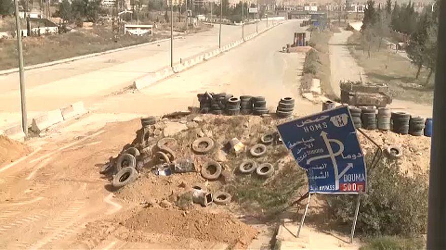 Kelet-Gúta újra Aszad kezén