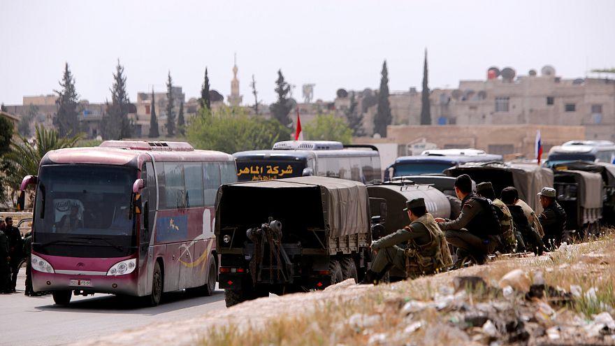 Siria: le forze di Assad riprendono Douma