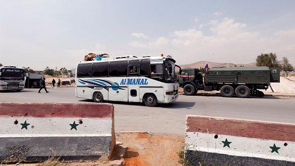 Συρία: Στον έλεγχο του Άσαντ η τελευταία απειλή για τη Δαμασκό