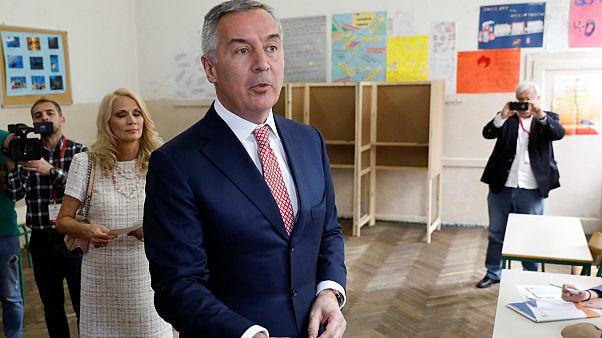Djukanović bei Wahl haushoher Favorit