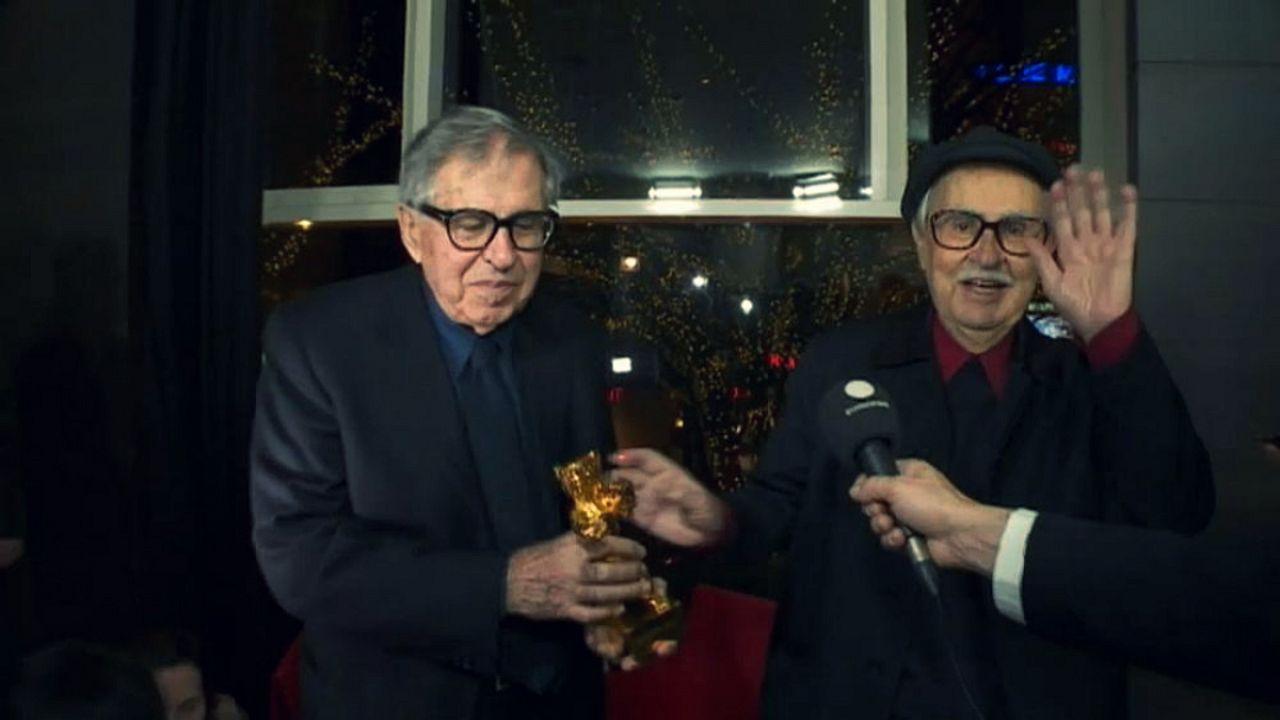 تاویانی، کارگردان «سزار باید بمیرد» درگذشت