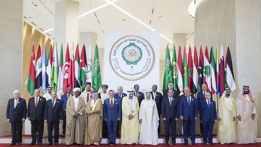 Arap Ligi zirvesinden İran'a kınama