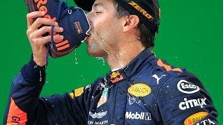 China-Grand-Prix: Ricciardo siegt, Vettel nach Crash nur Achter