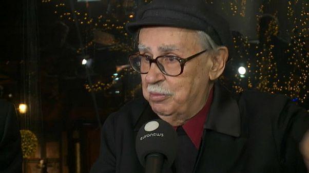 Italian film director Vittorio Taviani dies at 88