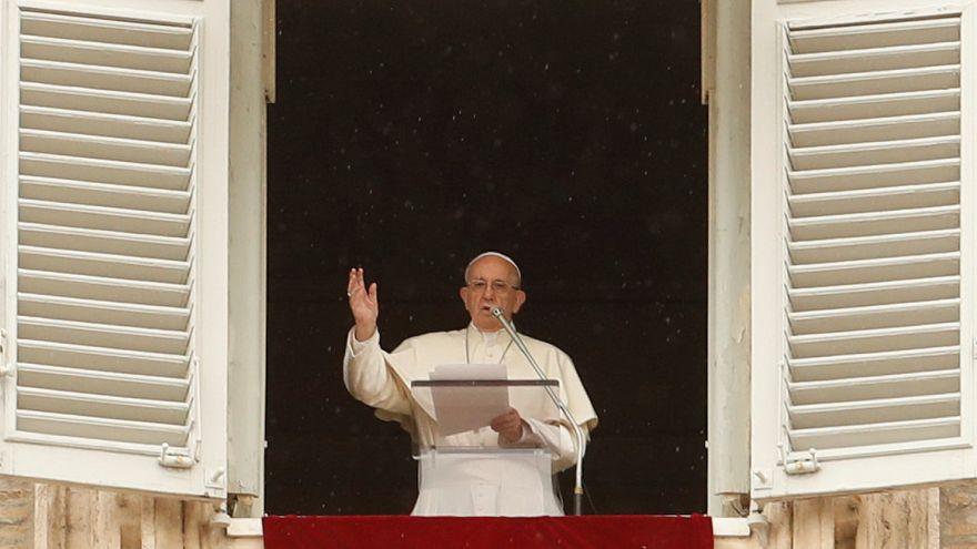 """Syrie : le pape """"profondément boulerversé"""""""