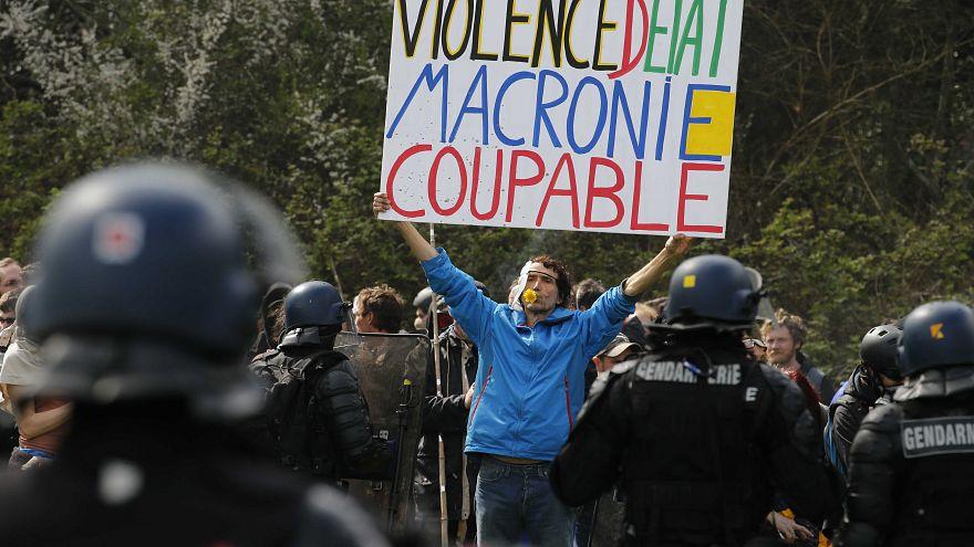 Notre-Dame-des-Landes : heurts et résistance