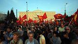 Πορείες σε Αθήνα-Θεσσαλονίκη κατά των ΗΠΑ