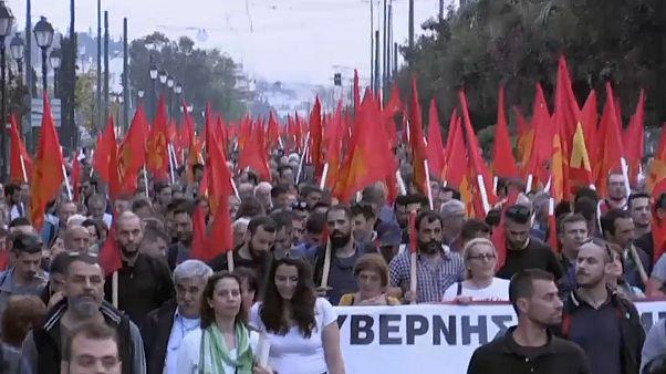 Inquietud en Grecia por la situación de Siria