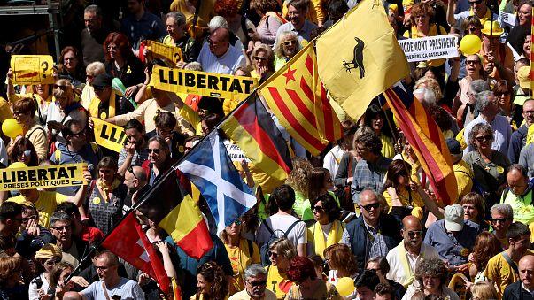 """""""Llibertat pour les indépendantistes !"""""""