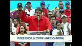 """Maduro denuncia """"un plan internacional"""" contra las elecciones"""