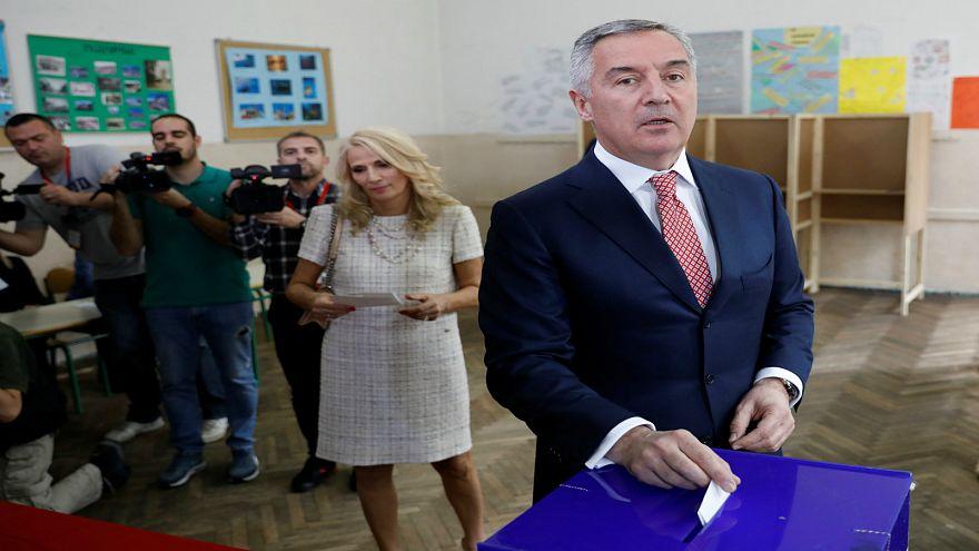 شاهد: انتخابات رئاسية في الجبل الأسود وتوقعات بفوز مؤيد الانضمام للاتحاد الأوروبي
