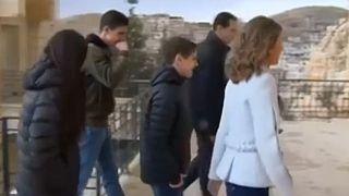 أطفال الرئيس السوري قضوْا عطلتهم في شبه جزيرة القرم