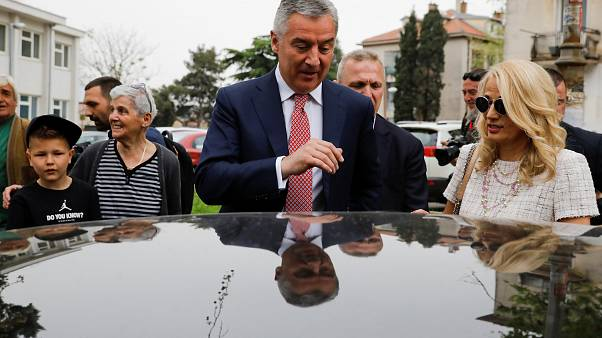 Pro-EU candidate wins Montenegro's presidential election: Pollster CeMI