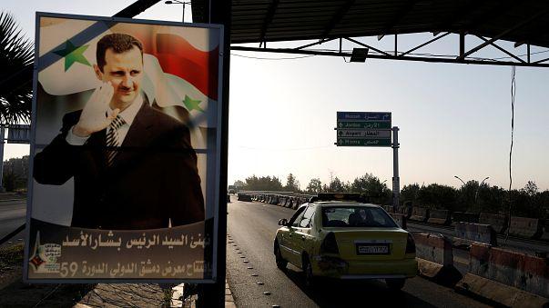 """Дети Асада отдыхали в """"Артеке"""" в 2017 году"""