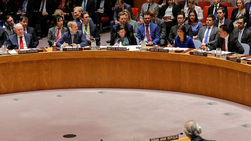 EUA preparam novas sanções à Rússia