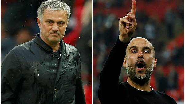 Premier League: Mou regala il titolo a Guardiola, Citizens campioni!