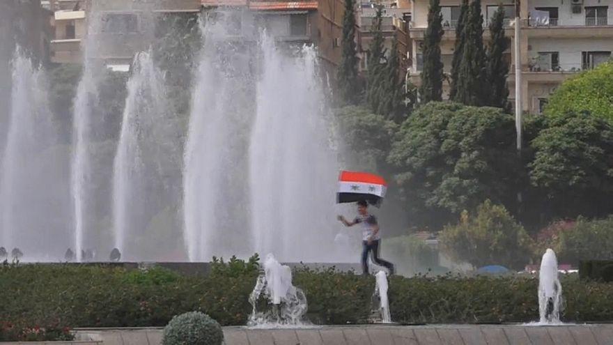 A Síria depois do ataque