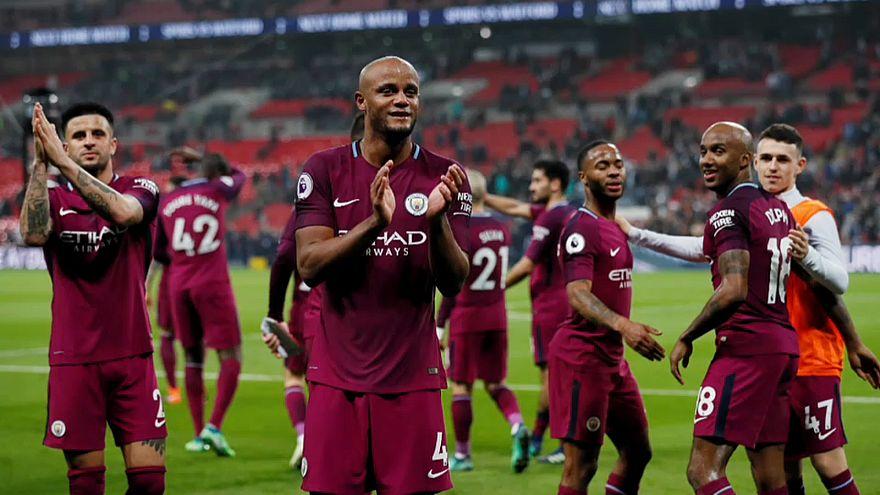 Manchester City are Premier League Champions