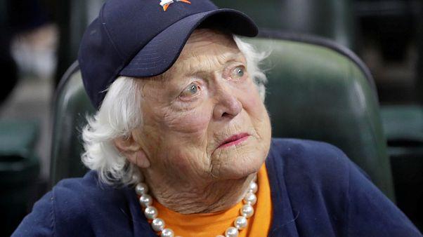 Barbara Bush abandona cuidados médicos continuados