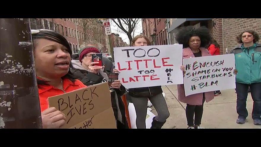 رفتار نژادپرستانه کارکنان استارباکس در فیلادلفیا