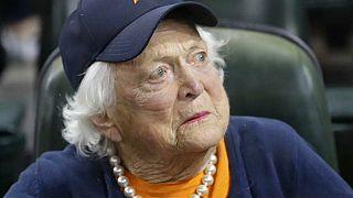 Barbara Bush, en cuidados paliativos