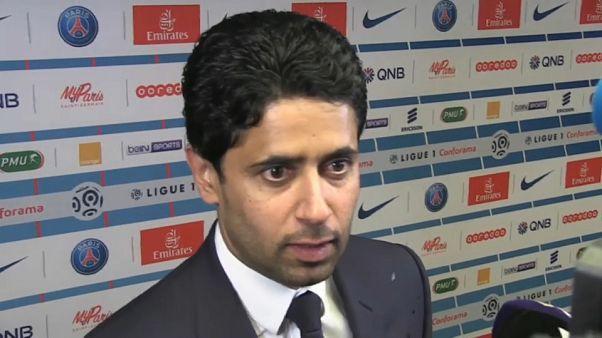 """Al-Khelaïfi : """"Un match parfait"""""""