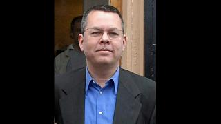 Andrew Craig Brunson faces up to 35 years in a Turkish prison