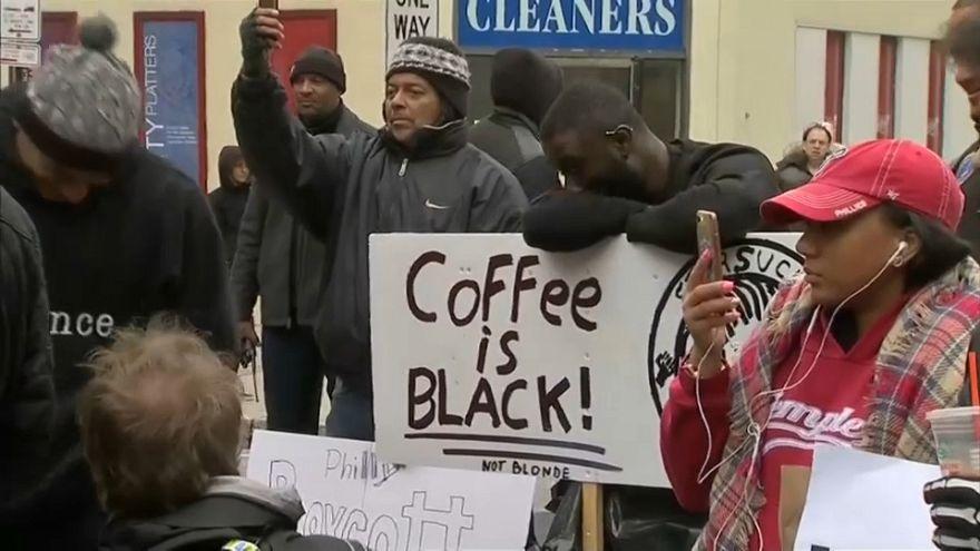 Posible caso de racismo en un Starbucks en Filadelfia