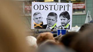 Erneut Proteste wegen Jan Kuciak