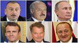 محبوبترین روسای جمهور کشورهای اروپایی چه کسانی هستند؟