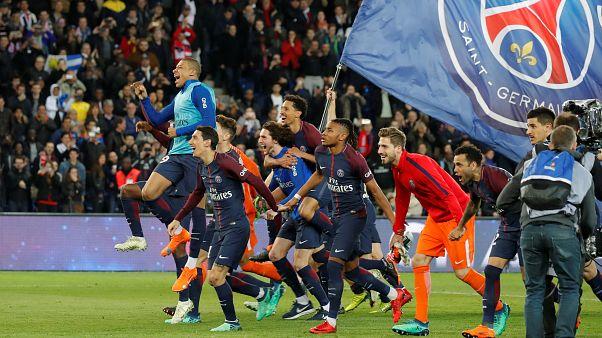 7:1 gegen Monaco: PSG macht Meistertitel klar