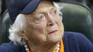 Tedavisini durduran Barbara Bush son günlerini ailesi ile evde geçirecek