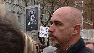 Caso Kuciak: los eslovacos exigen más dimisiones