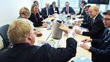 اتحادیه اروپا از ایران و روسیه خواست مانع از استفاده مجدد سلاحهای شیمیایی در سوریه شوند