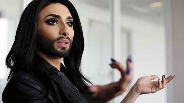 Eurovizyon Şarkı Yarışması'nı kazanan sakallı diva HIV'e yakalandı