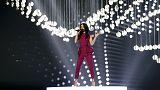 Conchita Wurst performing