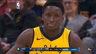 Los Pacers conquistan Cleveland
