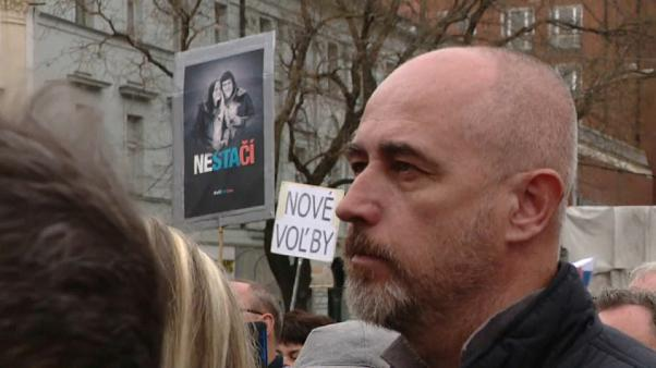 Bratislava: cittadini di nuovo in piazza contro la corruzione