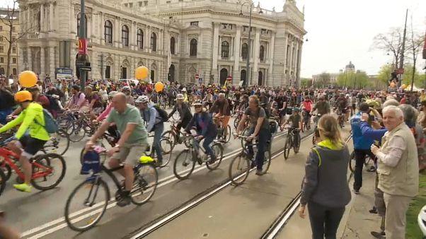 Vienne, petite reine du vélo