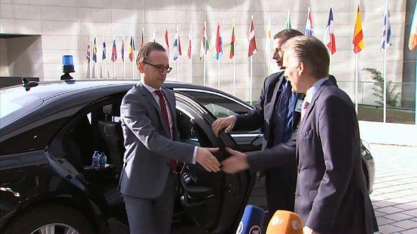 Nach Luftangriffen: EU-Außenminister feilen an Syrien-Initiative