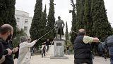 Ελλάδα: Επεισόδια στο αντιπολεμικό συλλαλητήριο