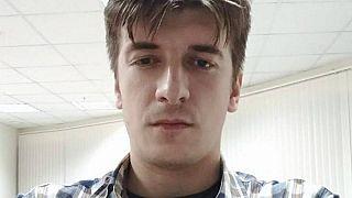 Maxim Borodin arbeitete für die Nachrichtenagentur Novy Den