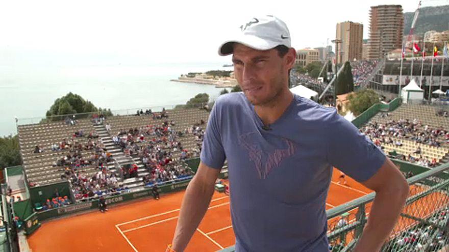 Tenisz: Újra pályán a világelső