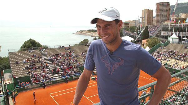 Monte-Carlo : Rafael Nadal veut conserver sa couronne