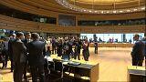 La UE respalda el ataque en Siria