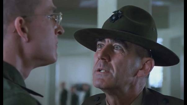 Claqueta final para el actor Ronald Lee Ermey
