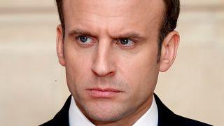 Nagyszabású beszédre készül Macron