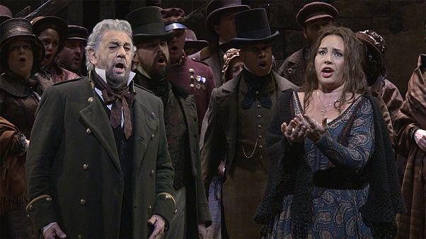 Verdi'nin cevheri Luisa Miller efsanevi tenor Placido Domingo ile ışıldıyor